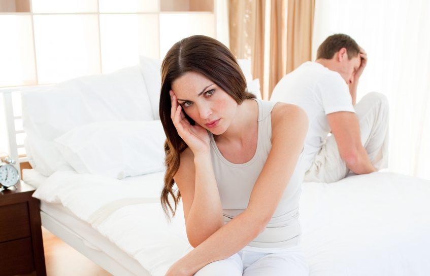 страх перед женитьбой