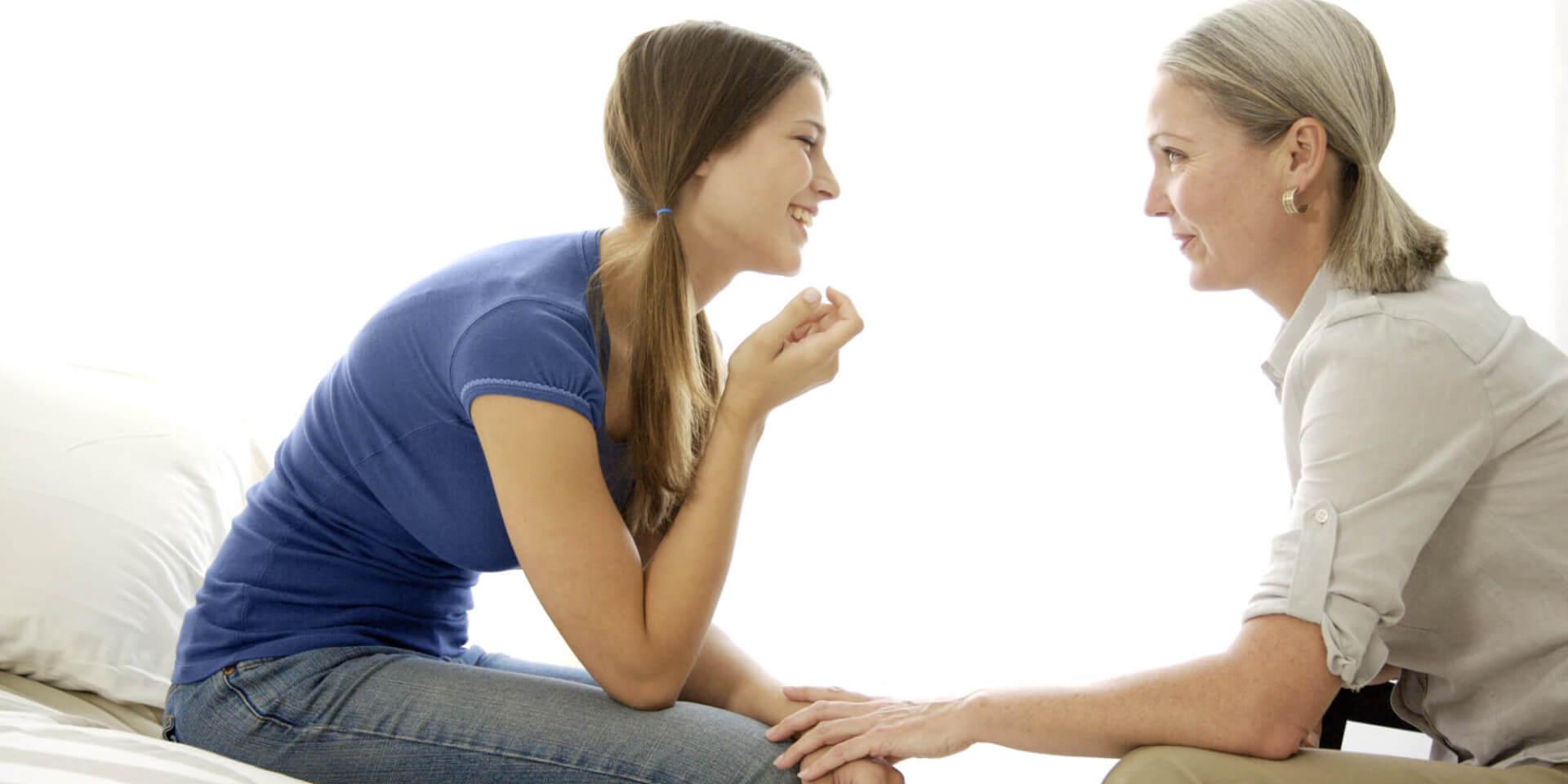 Личные границы в общении с матерью: 5 обязательных шагов
