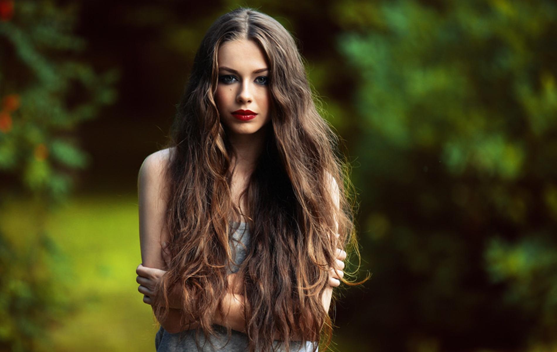 Уход для сияния волос
