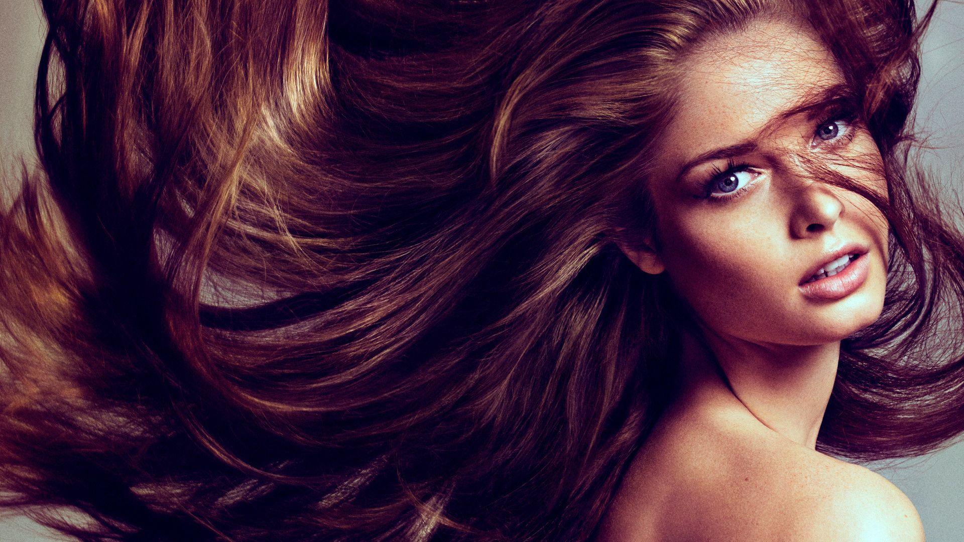 Красота и блеск волос: правильный уход