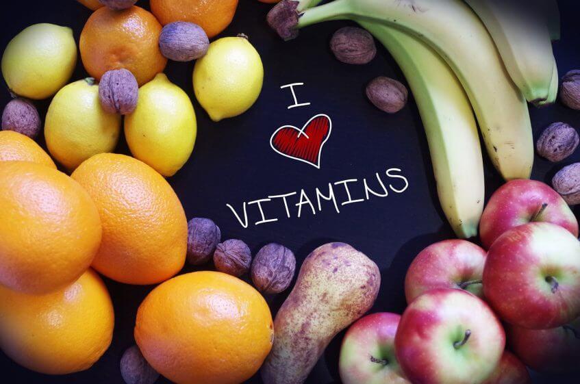 Правила Питания - Витамины