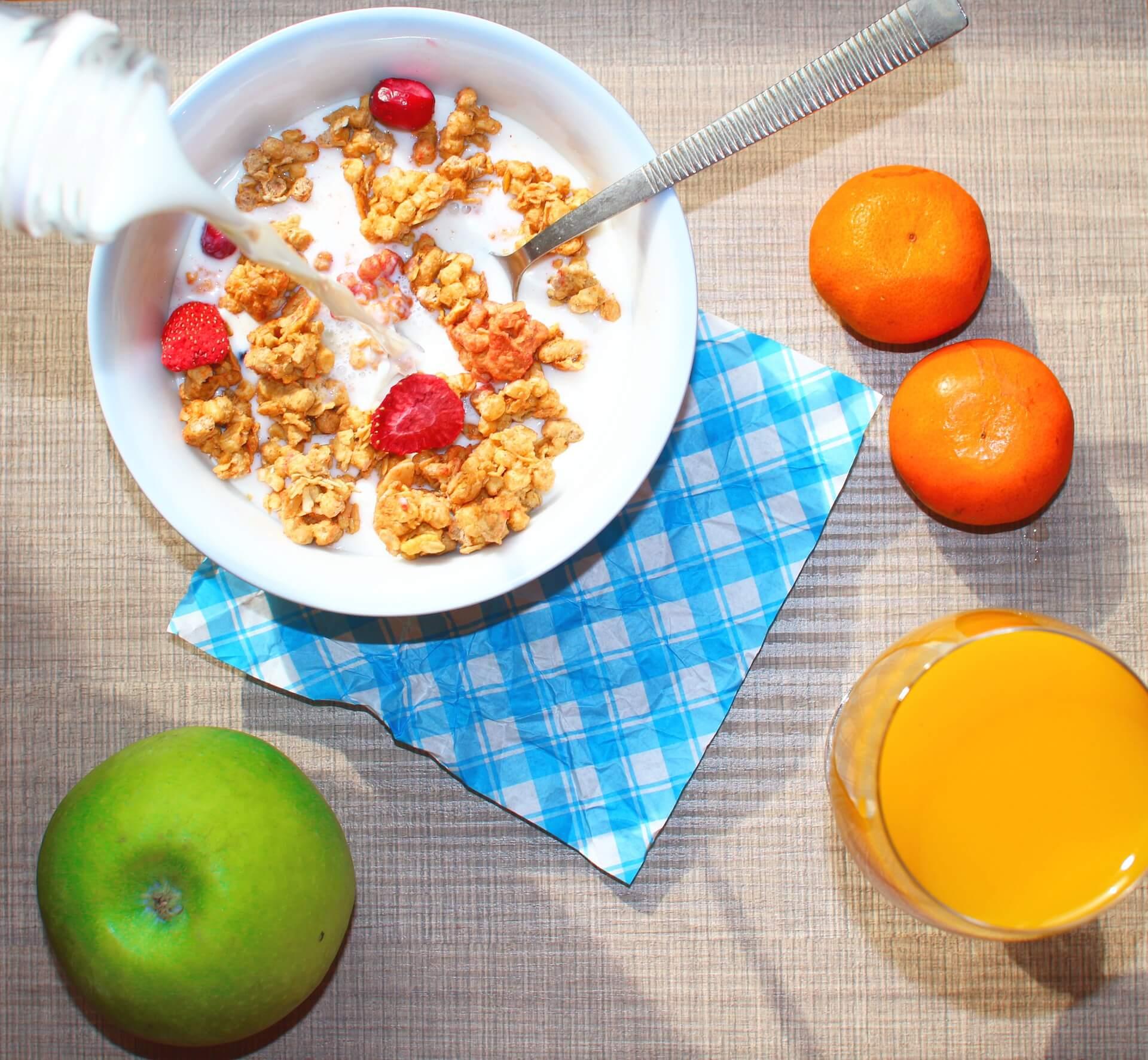 10 секретов правильного питания