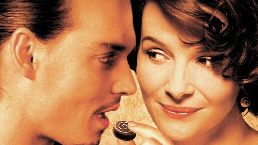 Мужчина и шоколад: кадр из фильма
