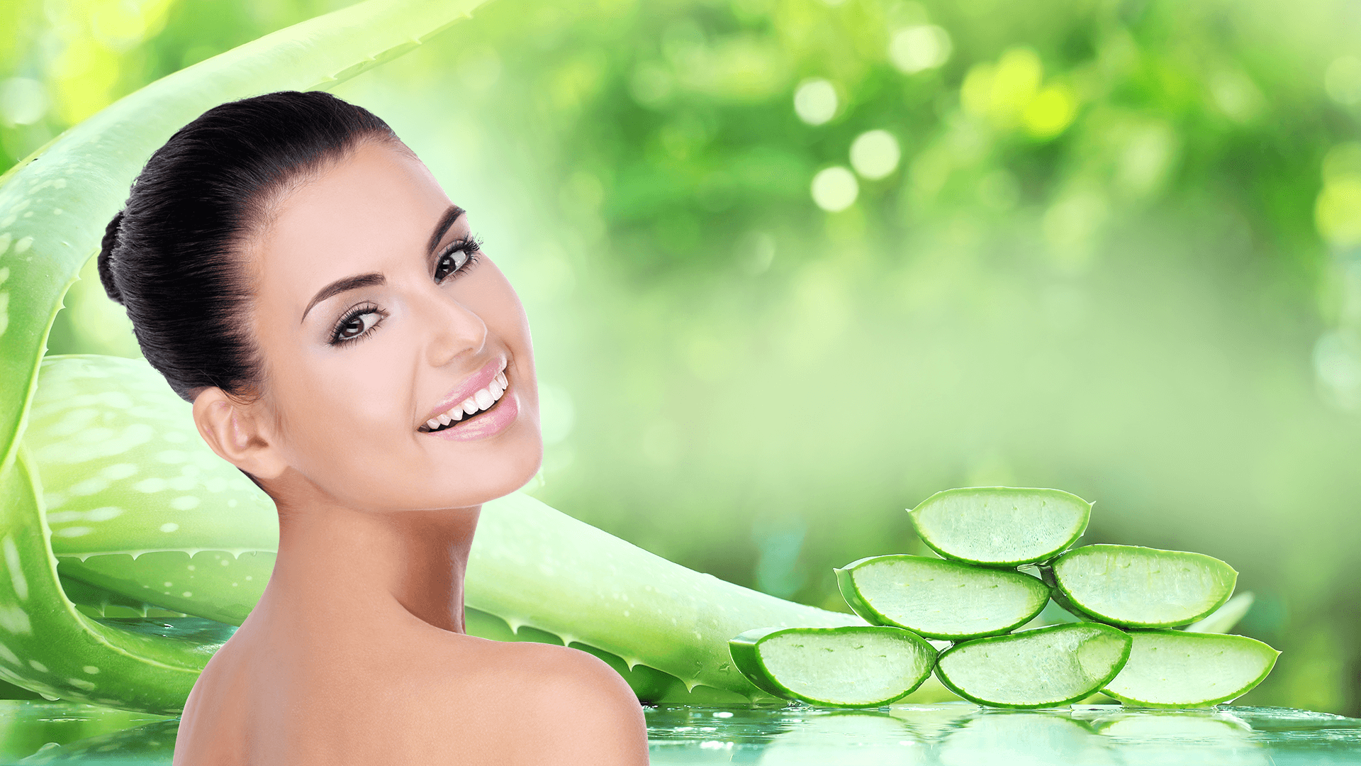 Особенности ухода за кожей лица летом