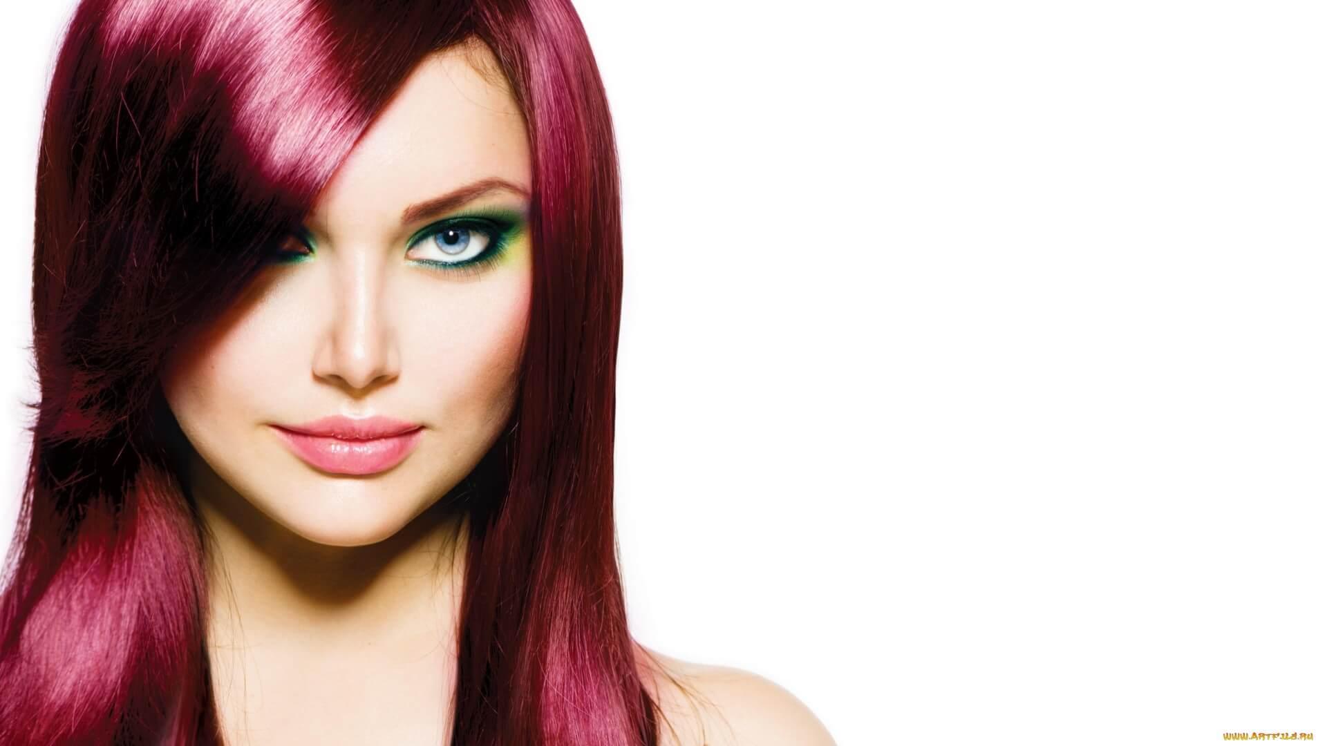 Эллюминирование волос – это новая альтернатива покраске!