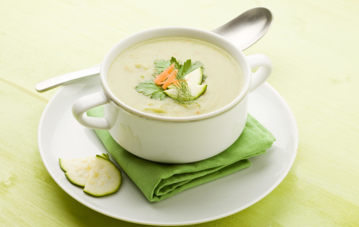Рекомендация недели - Кабачковый суп-пюре